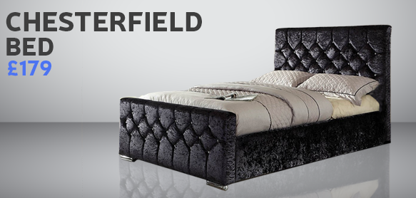 Chesterfield Bed